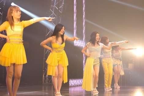 川島海荷、涙の9nine脱退公演 9年半のアイドル活動に終止符