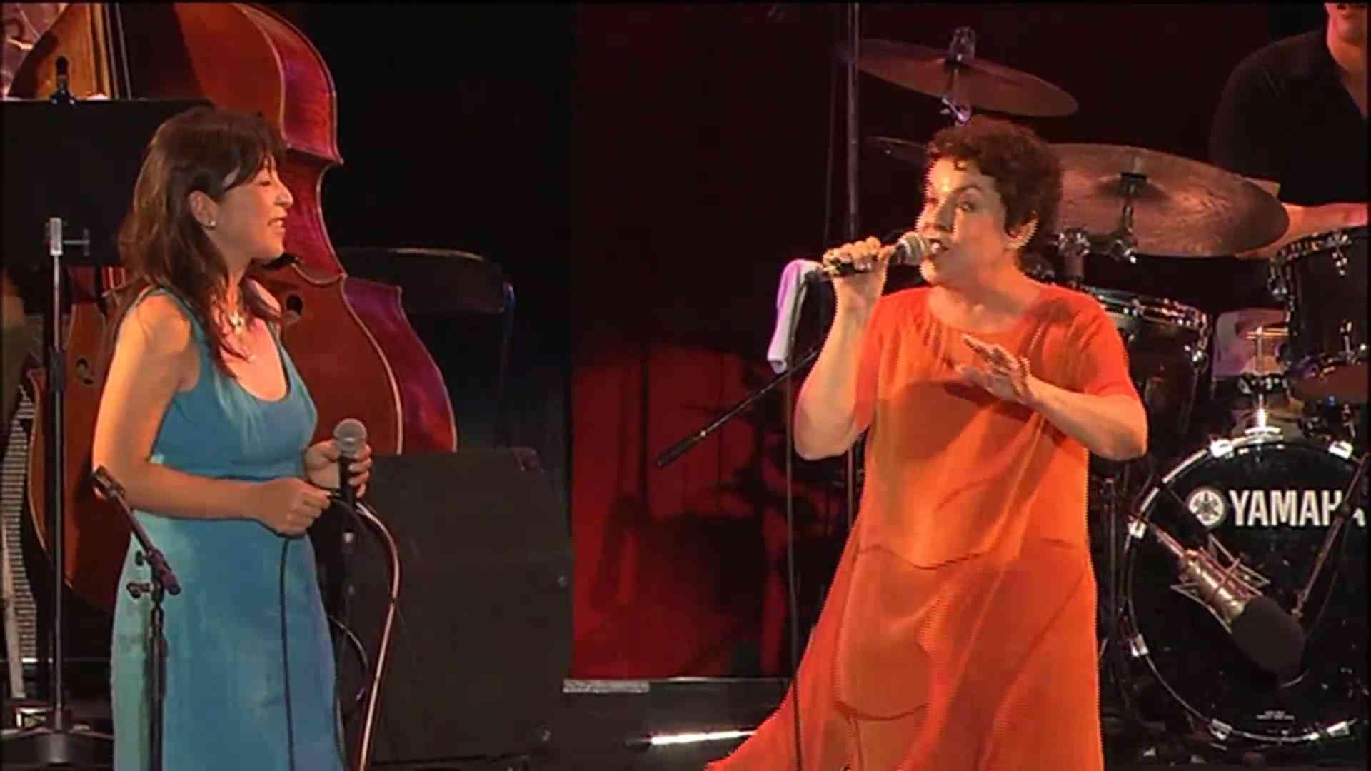 "Lisa Ono e Miúcha - ""Samba do Avião"" em Japão '07 - YouTube"