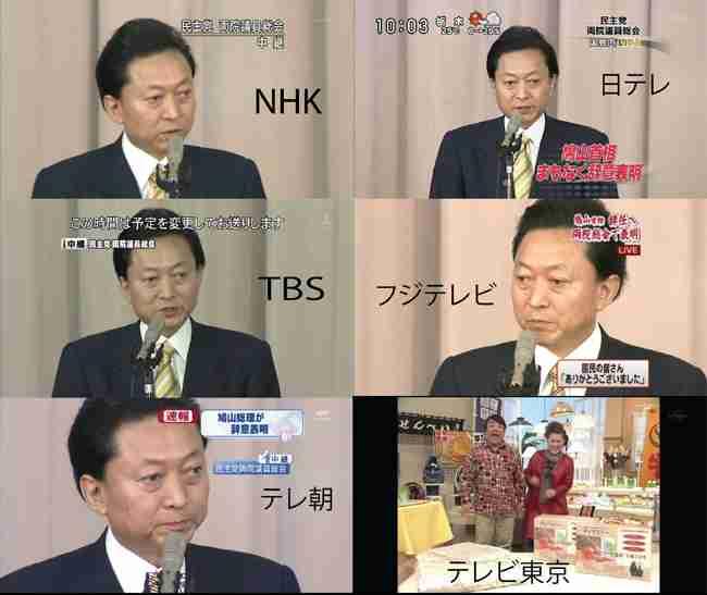 テレビ東京の番組が好きな人!