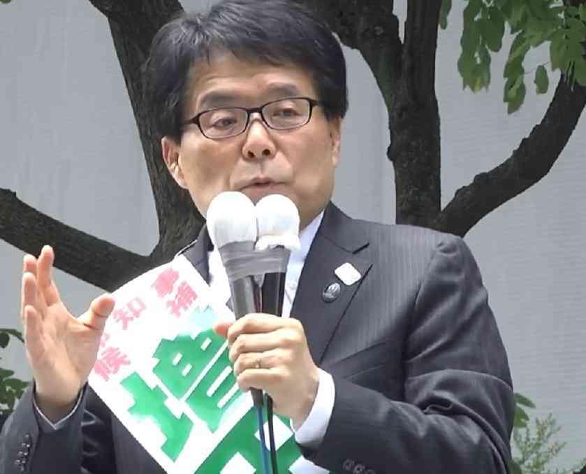 【都知事選告示】増田寛也氏が第一声(全文) 都政の混乱に終止符を打つ | THE PAGE 東京