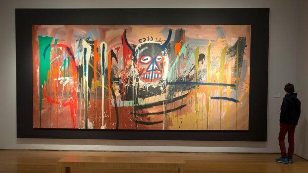 ZOZOTOWNの前沢社長がバスキアの絵画を62億円で落札(海外の反応) : 海外のお前ら