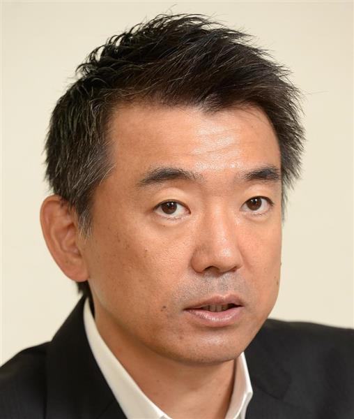 【維新分裂】橋下市長「僕は一度引退する」 引退後、新党「法律顧問」に - 産経ニュース