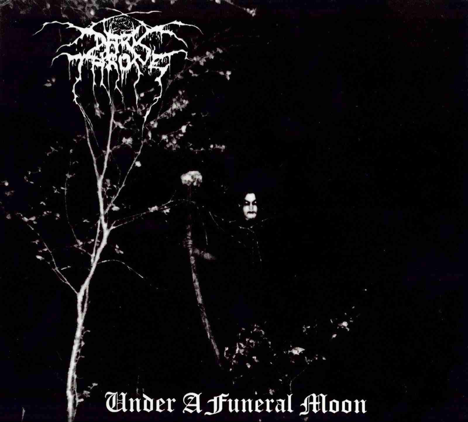DARKTHRONE - Under A Funeral Moon (full album) HD - YouTube