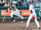 大谷打った!藤浪から右へ左へ2二塁打 : nikkansports.com