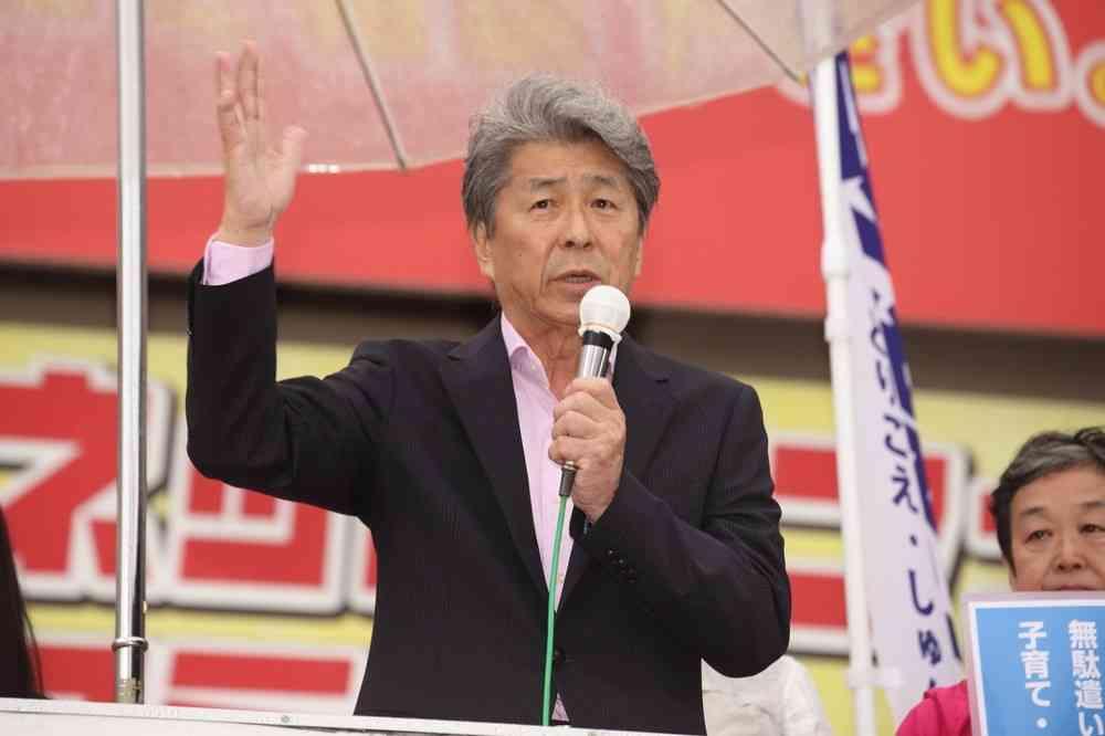「鳥越氏にドクターストップかけるべき」 橋下氏が「大島は消費税5%」公約を猛批判 : J-CASTニュース