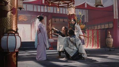 浦島太郎と一寸法師が乙姫にプロポーズ au三太郎の新CMで三角関係?