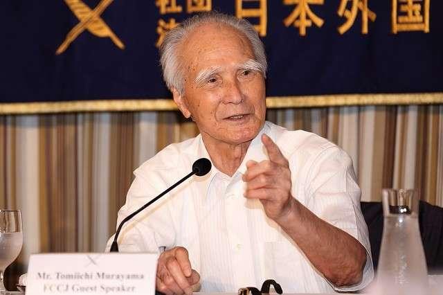村山元首相「安倍さんは最悪」 (2016年7月9日掲載) - ライブドアニュース