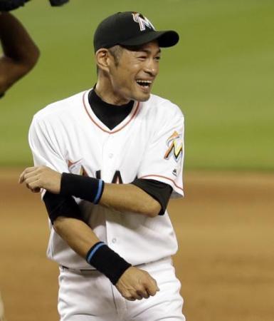 黒田の偉業をイチ流祝福「日米合算なんて俺は認めない」 (スポニチアネックス) - Yahoo!ニュース