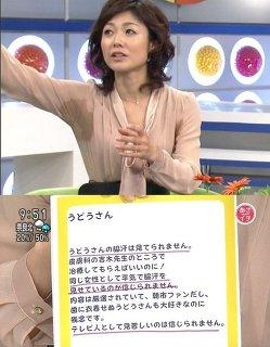 【お食事中閲覧注意?】有働由美子アナの告白に井ノ原快彦も呆れ 苦情のファックスが届く事態