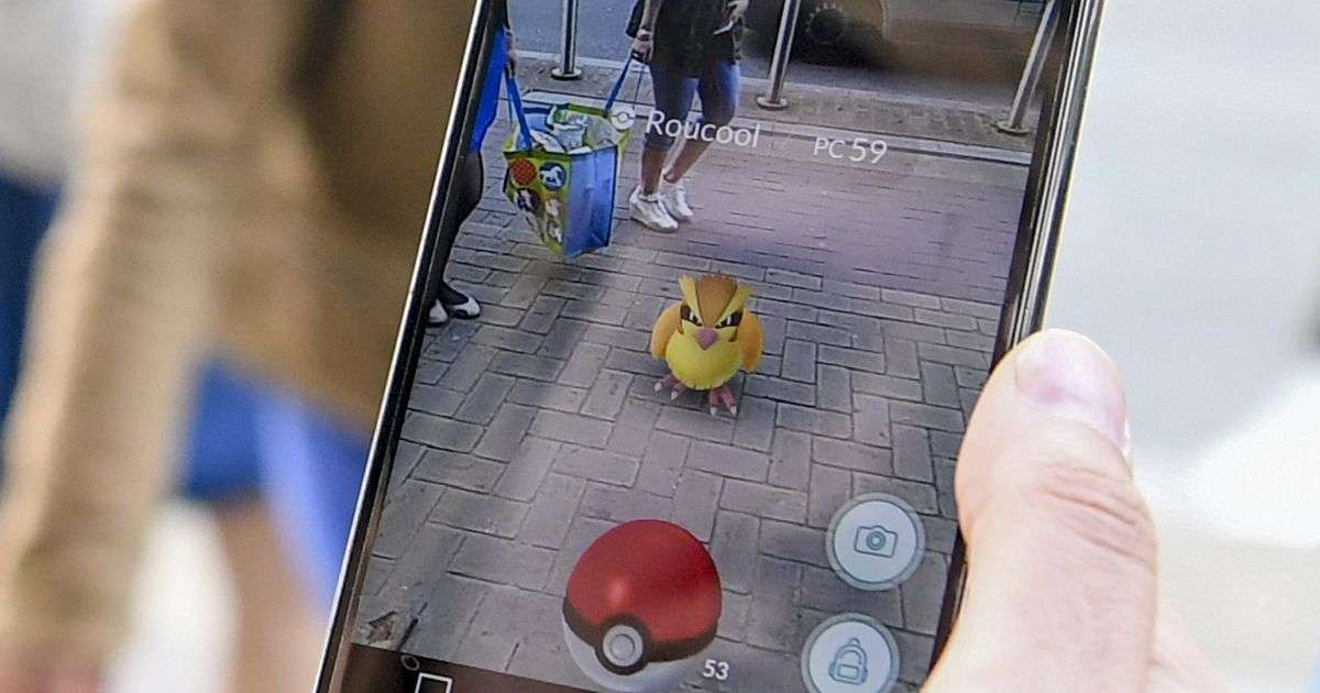 Pokémon GO 'sees its first death after 18-year-old breaks into house to catch virtual animal but is shot' - Mirror Online