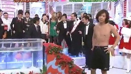 2009 木村拓哉 熱湯風呂 - Dailymotion動画