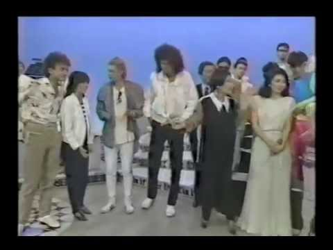 Queen In Japan 1985 - YouTube