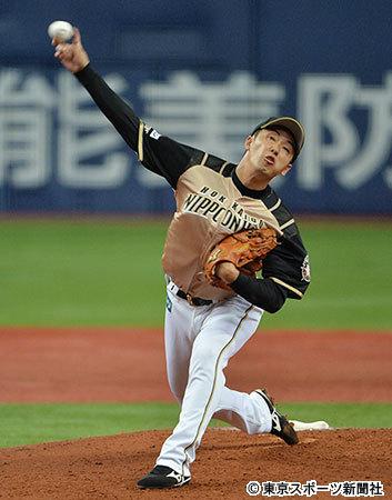 日本ハム・斎藤「ポルシェもらえるんか!」と強烈ヤジ浴びる (東スポWeb) - Yahoo!ニュース