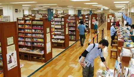 書店「存亡の危機」、また本屋が消えていく…