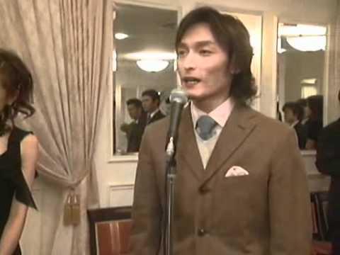 【僕の生きる道】中村先生の素晴らしい結婚スピーチ - YouTube