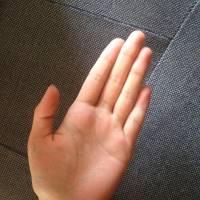 手のコンプレックス