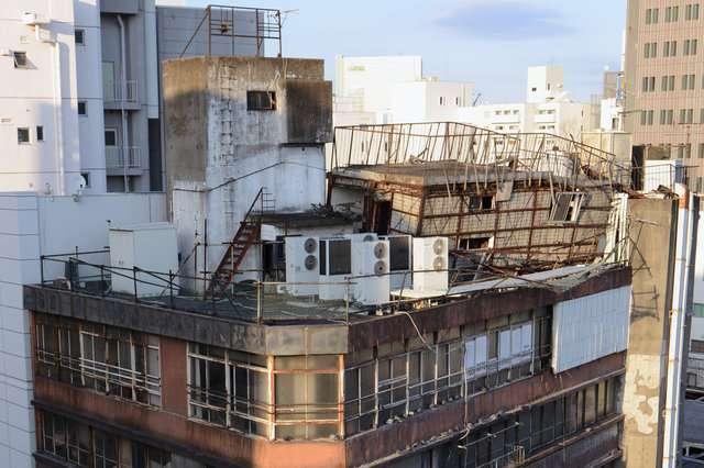 アパート・マンションの最上階に住んでる人!