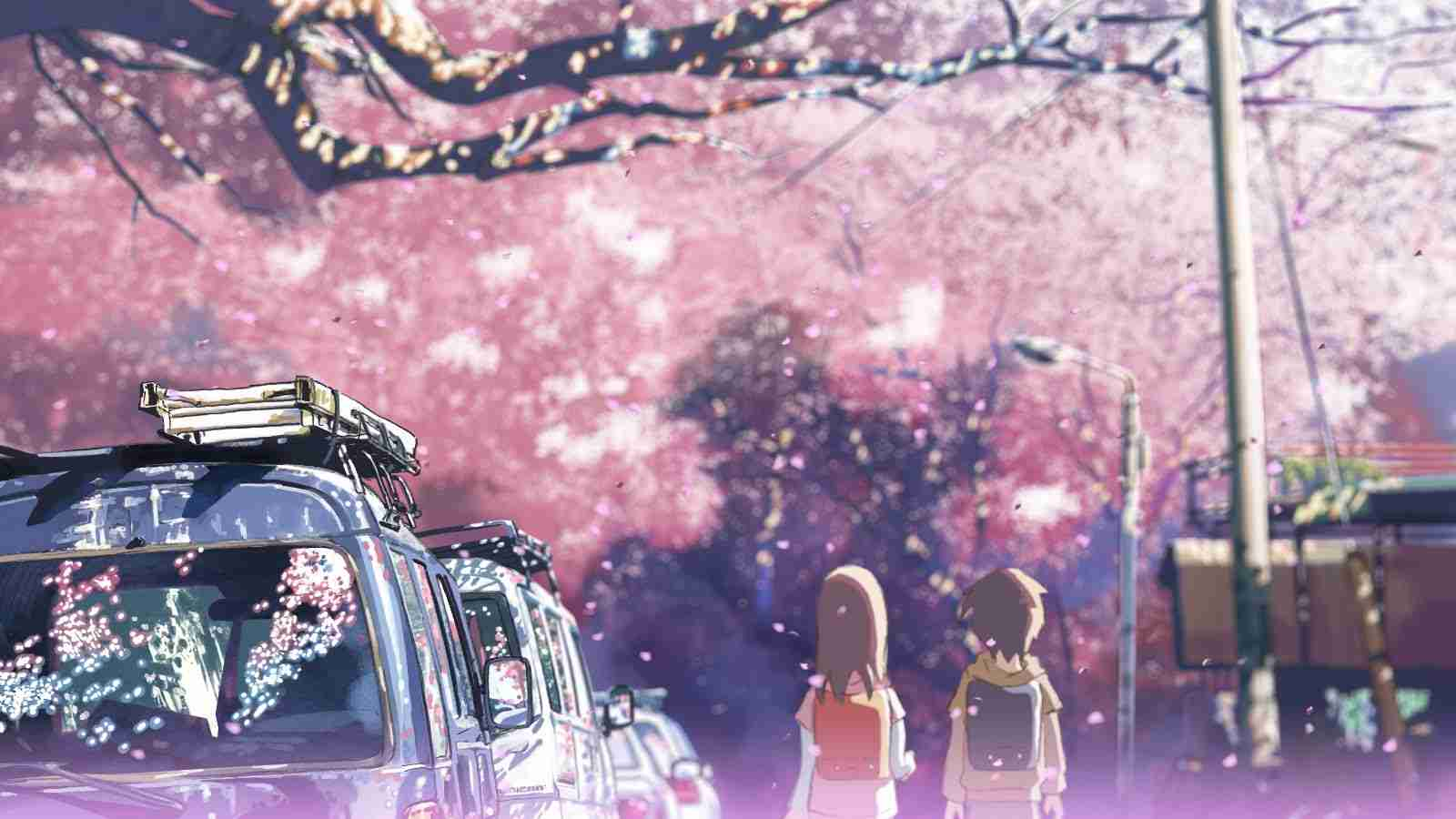 「秒速5センチメートル」予告編 HD版 (5 Centimeters per Second) - YouTube