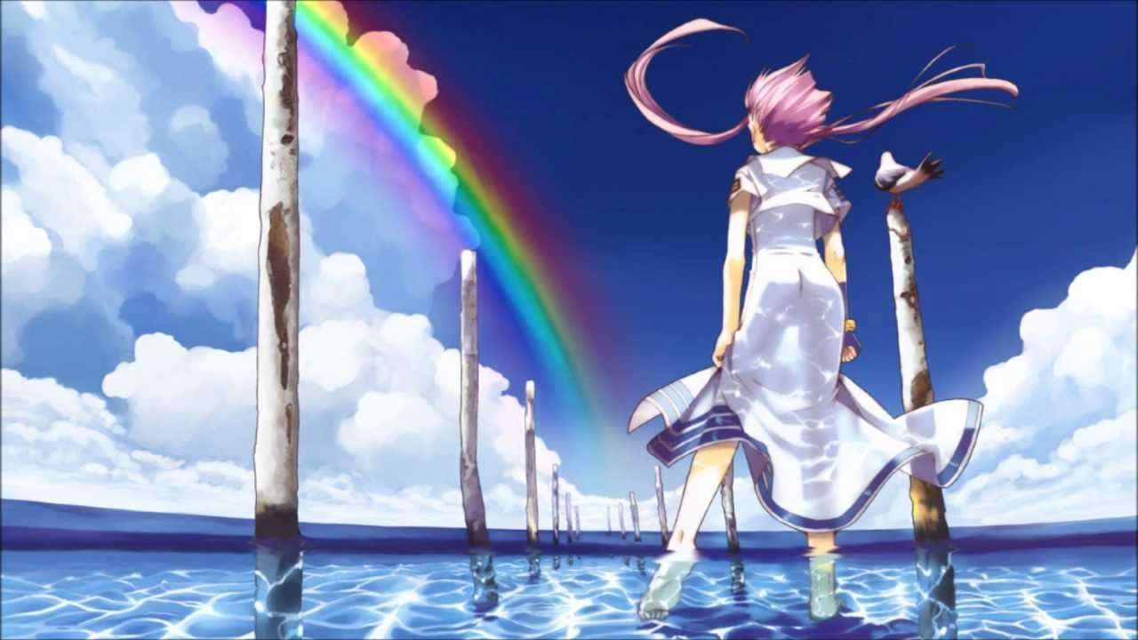 Aria the Animation - Ending Theme - Rainbow - YouTube