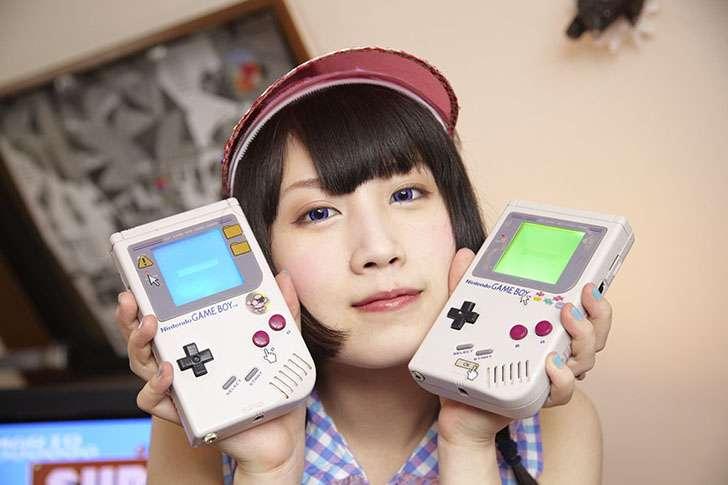 ファミコン世代には懐かしい!ネット系女子 TORIENAがゲームボーイの音源で作曲するサウンドがカッコいい☆ | Foundia(ファウンディア)