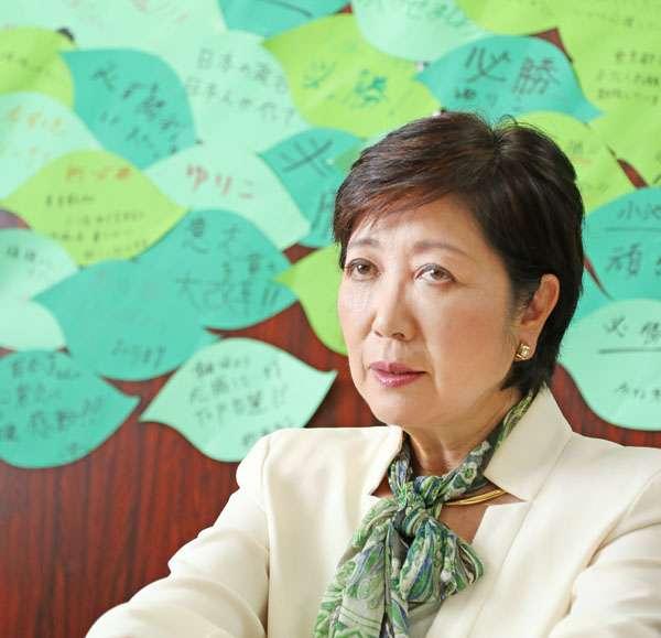 小池百合子氏「私は自民ではなく都連の一部と戦っている」|ニフティニュース
