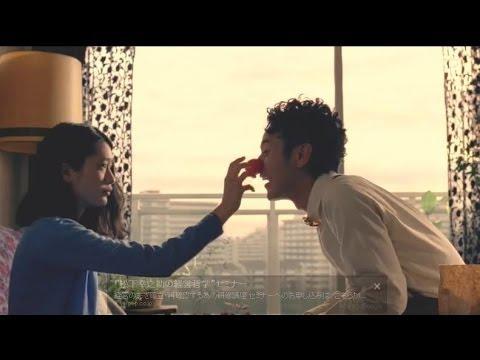 【glico|グリコTVCM】90sec|妻夫木聡「smile. Glico」篇 - YouTube