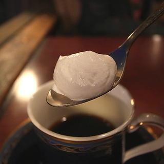 喫茶店にあってほしいメニューはなんですか