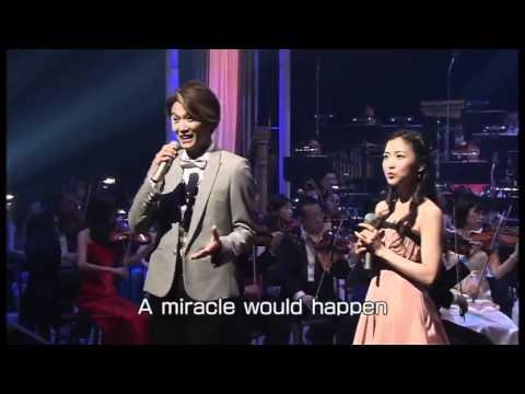 新妻聖子 Niizuma Seiko  トゥナイト~ウエストサイド物語 Tonight - YouTube