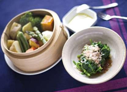 ホウレンソウは蒸し料理には向きません|食の安全|PRESIDENT Online