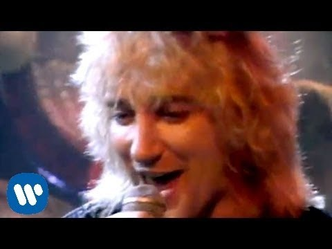 Rod Stewart - Da Ya Think I'm Sexy? (Official Video) - YouTube