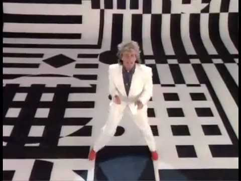 (HQ) Rod Stewart - Some Guys Have All The Luck  (official music video) - YouTube
