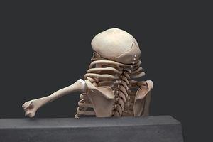 【閲覧注意?】「人間が交通事故も生き残れるように進化したら」を具現化したら恐ろしい姿になった
