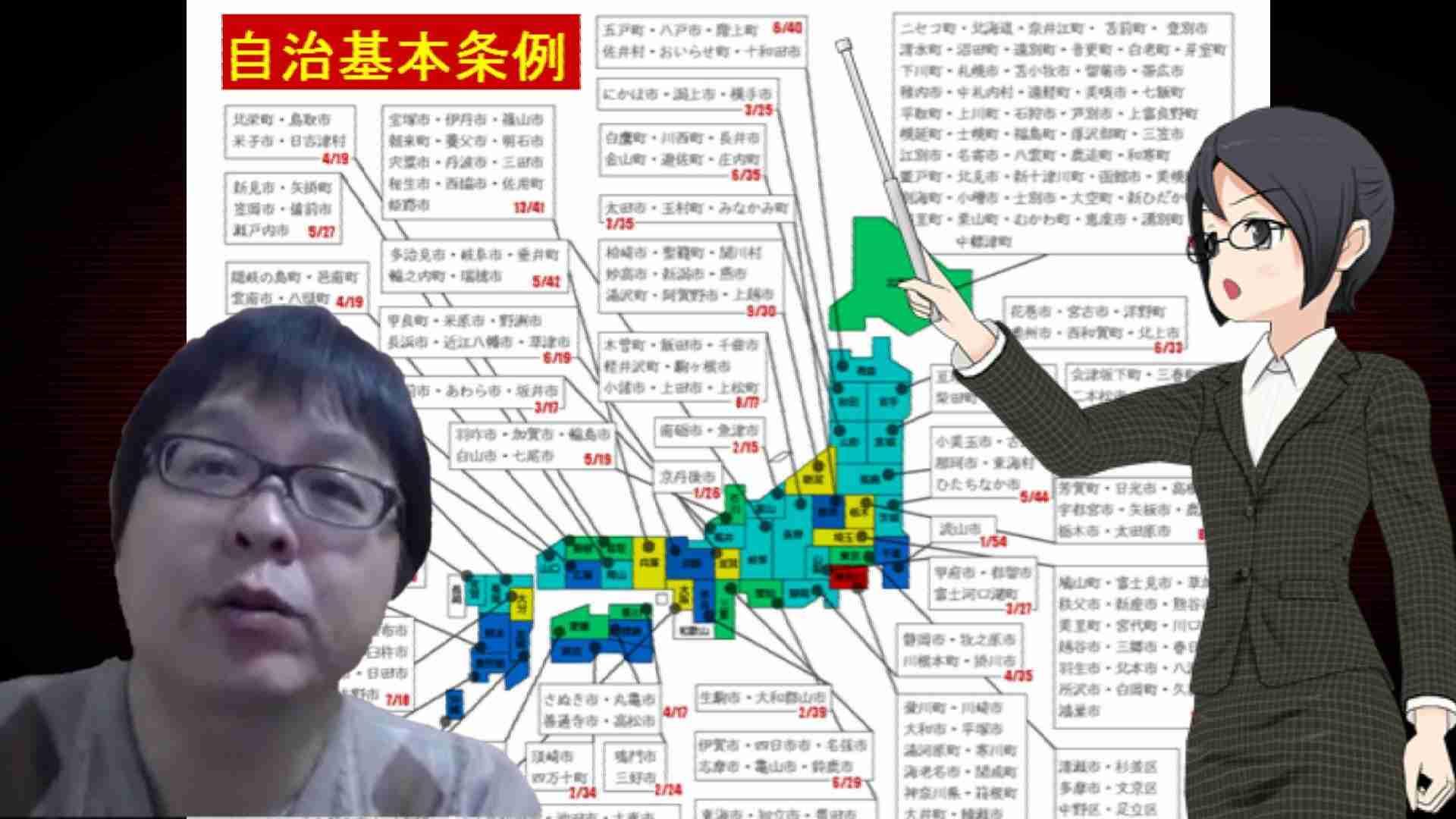 【桜井誠】事実上の『外国人参政権』が日本各地で次々制定【断固阻止】 - YouTube