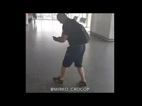 "Mirko Cro Cop ""It's over for MMA and Kickboxing now. It's time for Pokémon GO!"" ミルコ・クロコップ ポケモンGO - YouTube"