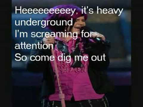 Kelly Osbourne - Come Dig Me Out With Lyrics! - YouTube