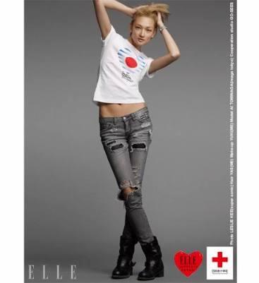 Tシャツとジーンズだけで様になる芸能人の画像を貼るトピ