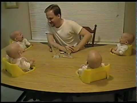 Laughing Quadruplets - The Next Day - YouTube