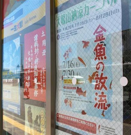 金魚放流イベントがネット炎上で中止に…「生態系に影響」「虐待」 (産経新聞) - Yahoo!ニュース