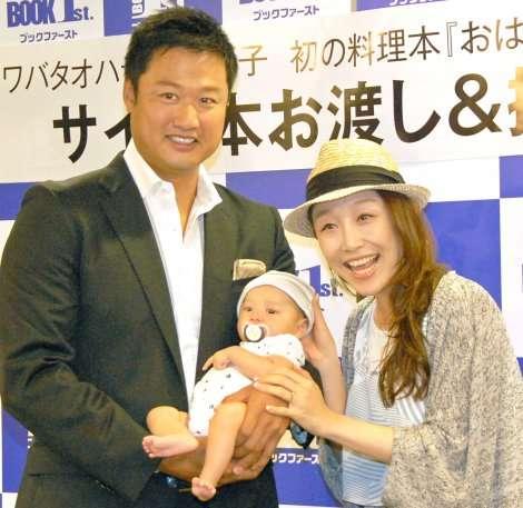 クワオハ小原正子、第2子妊娠5ヶ月を発表「嬉しくて、本当に嬉しくて」 | ORICON STYLE