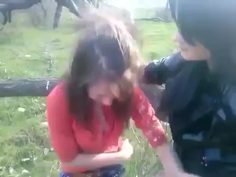 LiveLeak.com - Young girl bullied by older girls...