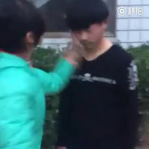 LiveLeak.com - Boy slapped by female bullies at school