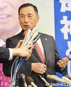 田母神俊雄氏の愛人へのゾッコンぶりは有名だった? 選対関係者が暴露 - ライブドアニュース