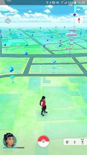 歩きスマホ抑止にも:Pokemon GOでスマホがアツアツ? 「バッテリーセーバー」機能を活用するべし - ITmedia PC USER