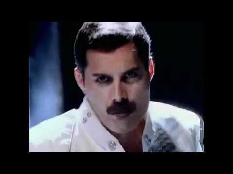 日清 カップヌードル CM Freddie Mercury 30秒版 - YouTube