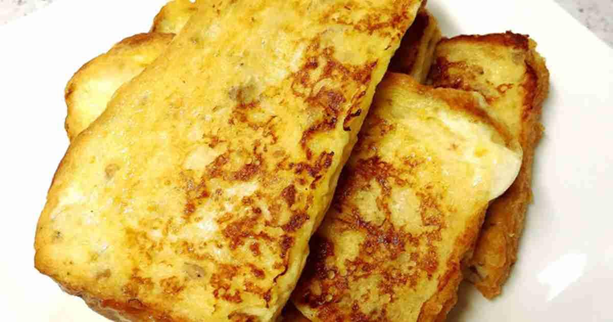 簡単配合♪我が家の基本のフレンチトースト by yummysunny [クックパッド] 簡単おいしいみんなのレシピが243万品