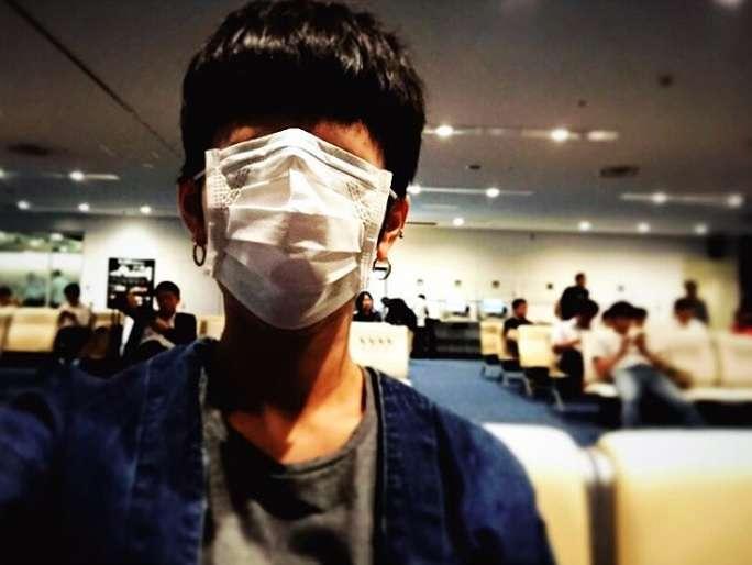 """木村カエラ、驚異の""""小顔""""に驚きの声 マスクで顔がすっぽり隠れる"""