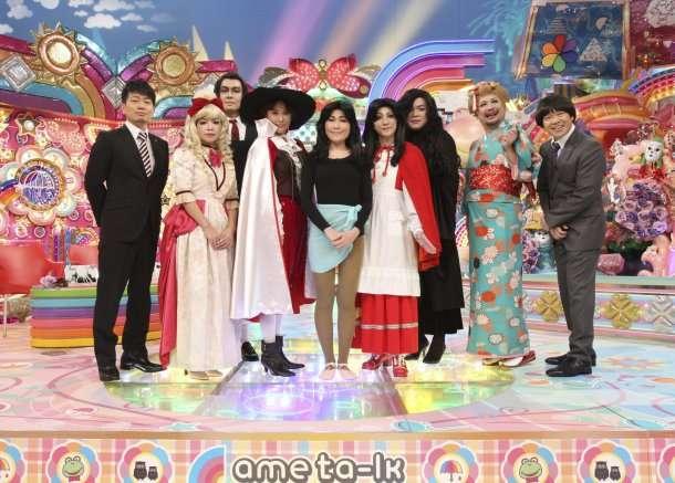 「アメトーーク!」でガラスの仮面芸人、マヤや亜弓に扮装