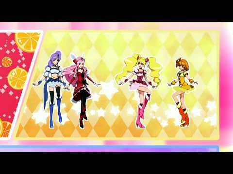 Fresh Precure NCED2 H@ppy together [DVD] - YouTube