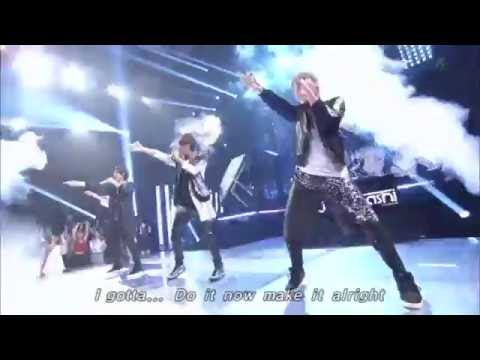 PREMIUM SHOW Mr.White / Super SONIC / 恋のABO / KAGUYA NEWS - YouTube