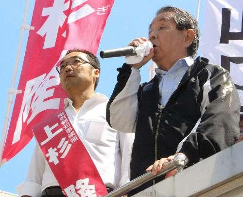 【都知事選】山口敏夫氏が石原親子を猛批判「親ばか。せがれはもっと頭が悪い」 (スポーツ報知) - Yahoo!ニュース